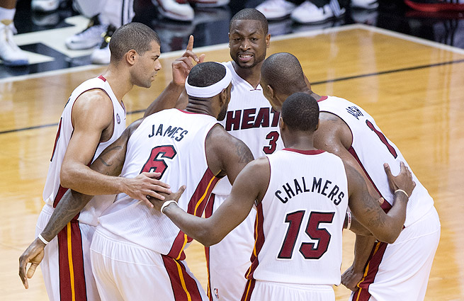 The Heat defeated the Spurs 95-88 to capture their second straight title.
