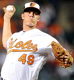 Dylan Bundy made two relief appearances last year but has spent all of this season in the minors.