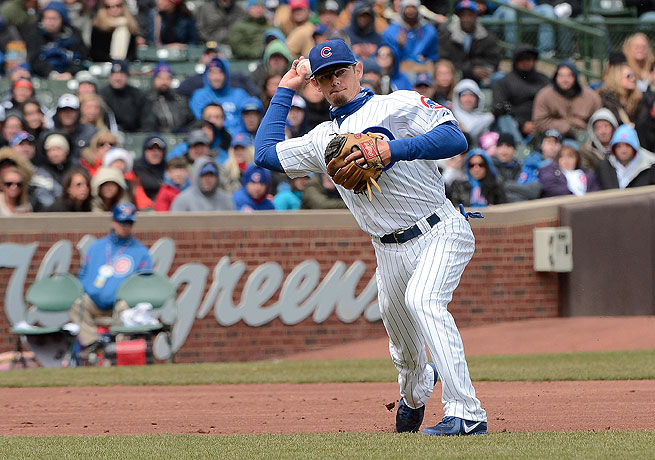 After a short stint with the Cubs, Brent Lillibridge has spent most of the season in Triple-A ball.