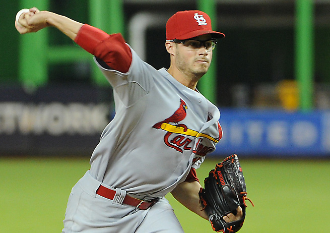 Joe Kelly will be the Cardinals' preferred spot starter as manager Mike Matheny figures out the rotation.