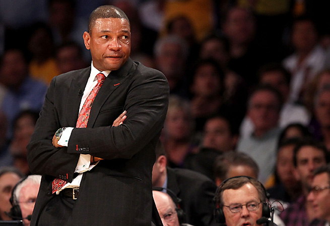 Doc Rivers has guided his teams to the playoffs 11 times over his 14-year coaching career.