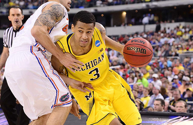 Trey Burke is a solid point guard, but some are skeptical about whether he's an all-star level talent.