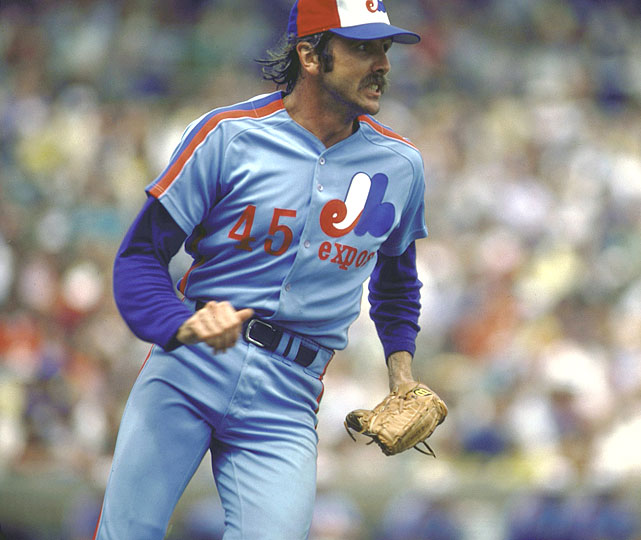 Although a Rogers-led Tulsa squad fell to Arizona State in the 1969 CWS final, the righty went on to have a successful 13-year career in the Big Leagues. He was drafted 4th overall by the Expos in 1971.