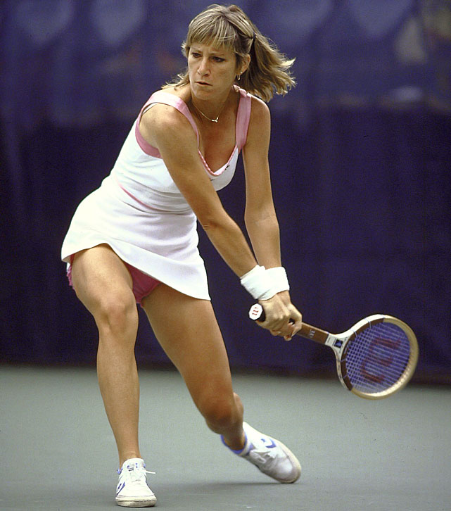 Wilson launched the Chris Evert Autograph racket in 1976, which Evert used until switching to the Wilson Pro Staff Mid in 1984. Evert ended the year as the No. 1 player seven times and won 15 Grand Slam titles with the Autograph racket.