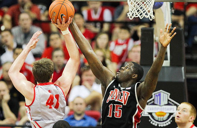 Anthony Bennett (right) may be too good to pass up. 'There's a superstar in him,' said one exec.