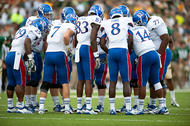 KU's athletic department has agreed to a seven-year with ESPN to carry at least 70 live events on ESPN3.