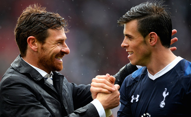 Andre Villas-Boas will be hoping that Gareth Bale makes a similar decision to return to Tottenham.