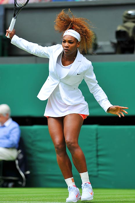 <bold>MUST WATCH VIDEO: Serena Williams on Wimbledon, her tennis legacy.</bold>