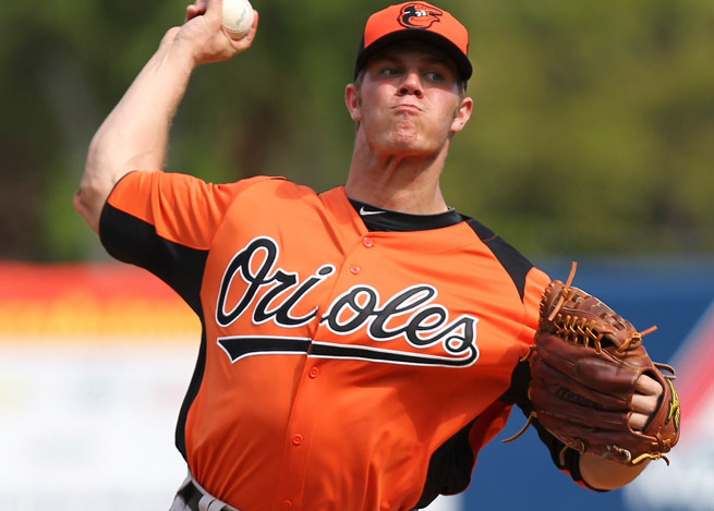 Dylan Bundy, the fourth overall pick in the 2011 draft, will miss the entire 2013 season.
