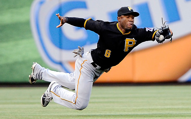 Fancy glovework from players like Starling Marte has helped turn the Pirates into one of baseball's best teams.