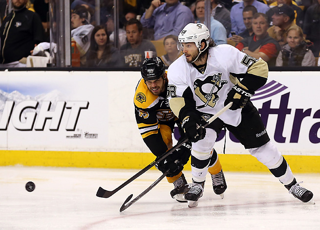 Despite some struggles in the playoffs, Kris Letang was awarded a large contract by the Penguins.