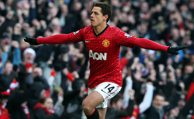 With Manchester United's exciting style and Javier Hernandez's good looks, Grant Wahl's mother has become a United fan.