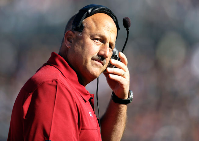 Since his Dec. 4 hiring, coach Steve Addazio has helped remake Boston College's recruiting philosophy.