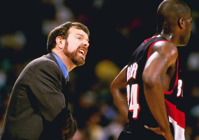 Arguably the most successful of the coaches on this list, Carlesimo has been the head coach of four different NBA teams, only to a compile a record well under .500. He is a three-time NBA champion as an assistant coach with the Spurs, but hasn't seen the same success as the head man on an NBA bench. Carlesimo had maybe his best season as a head coach in 2012-13, taking over as an interim for Avery Johnson and going 35-19, only to be fired at the end of the season.