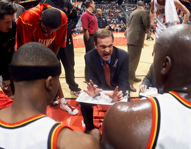 Lon Kruger has had success in the SEC, Big Ten, Mountain West and Big 12 -- but not the NBA. The longtime college coach was given a shot with the Hawks in 2000, only to go 25-57 in his first season and being fired in his third. Kruger since has made stops at UNLV and Oklahoma, where he's reached the NCAA tourney in five out of nine seasons.