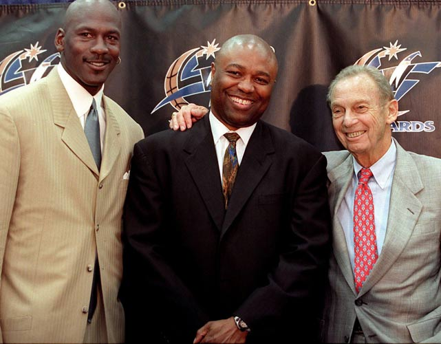 One of Michael Jordan's many failed experiments with the Wiards was plucking Leonard Hamilton from Miami. Hamilton led the Hurricanes to three straight NCAA tournaments from 1997-2000, earning him a shot in the NBA. But that opportunity lasted only one season thanks to a dismal campaign in D.C.