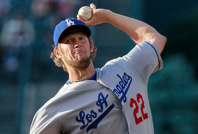 Clayton Kershaw has led the majors in ERA both of the last two years and he's at it again this season.