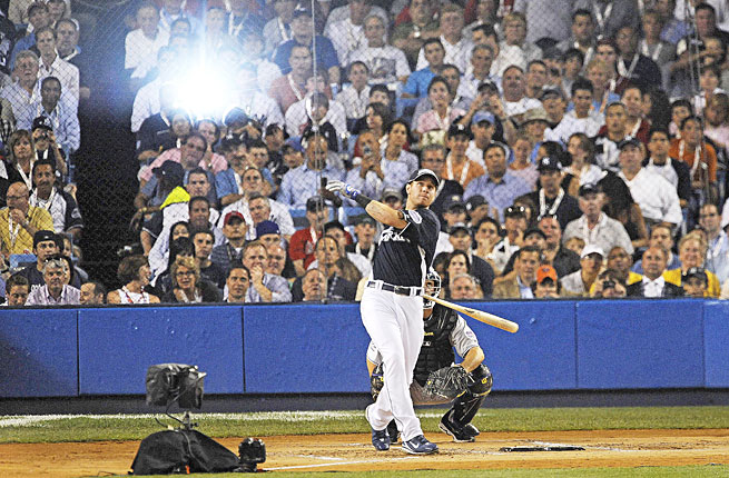 Aside from Josh Hamilton's spectacular display in 2008, the Home Run Derby rarely causes much excitement.