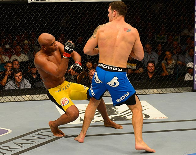 Most experts thought Weidman's best strategy would be to take Silva to the mat. He defied that thinking.