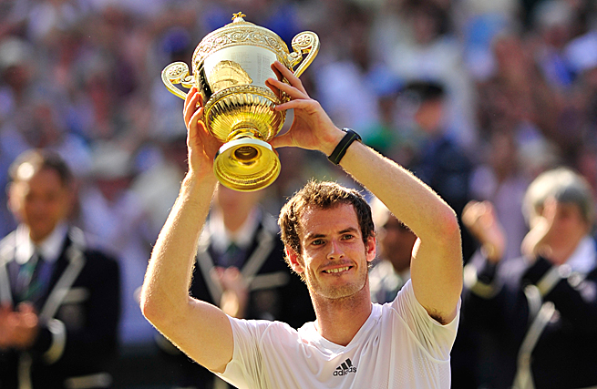 Andy Murray has now added a historic Wimbledon title to his 2012 U.S. Open crown.