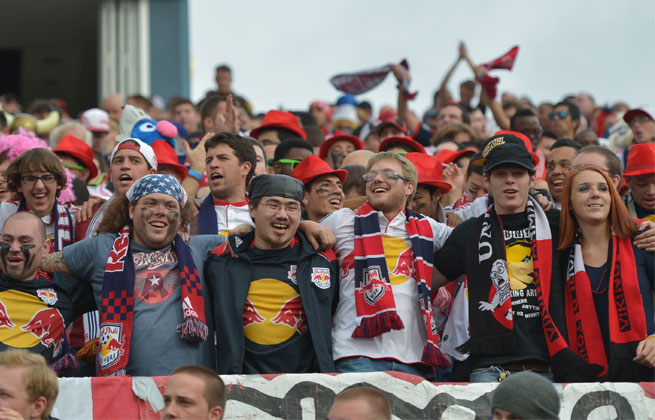 Wishing to rid the stands of a popular profane chant, the Red Bulls plan to offer a monetary incentive.
