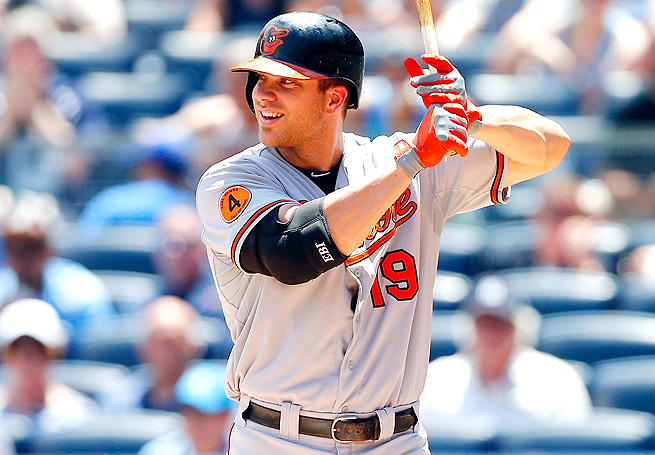 There's little doubt that Chris Davis will keep up his monster hitting stats through the second half.