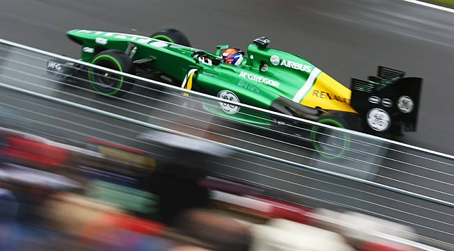 Alexander Rossi is a rare bird in Formula One: an American driver in the pricey Euro-centric sport.