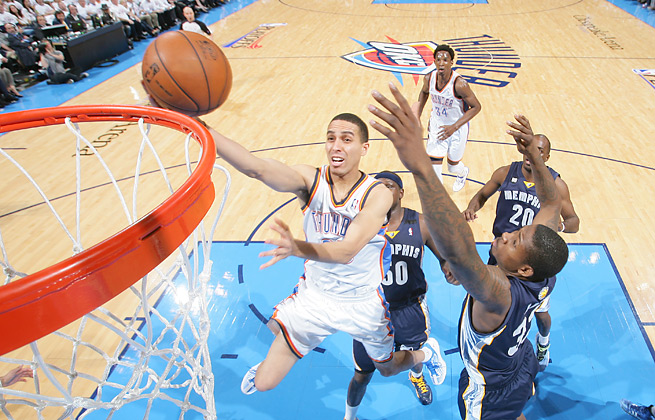 Kevin Martin signed a four-year deal with the T'wolves after averaging 14 ppg with OKC last season.