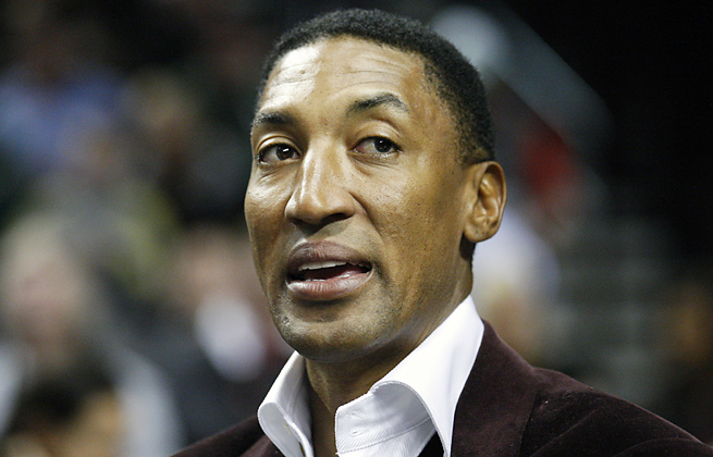 Scottie Pippen is being sued for $4 million over an alleged fight with an autograph-seeker in Malibu.