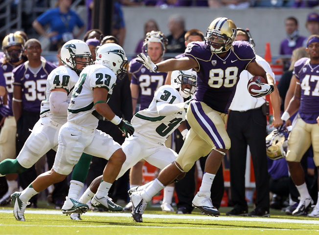 Washington's Austin Seferian-Jenkins has pleaded guilty to a charge of driving under the influence.