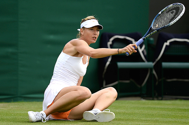 After suffering a hip injury at Wimbledon, Maria Sharapova withdrew from the Bank of the West Classic.