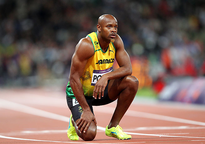 Italian authorities allege that sprinter Asafa Powell took banned substances.