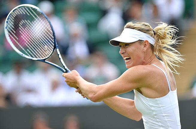 Maria Sharapova hasn't beaten Serena Williams since the WTA Tour Championships in 2004.