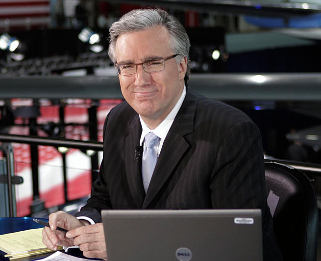 Keith Olbermann is best known for hosting political shows since leaving ESPN in 1997.