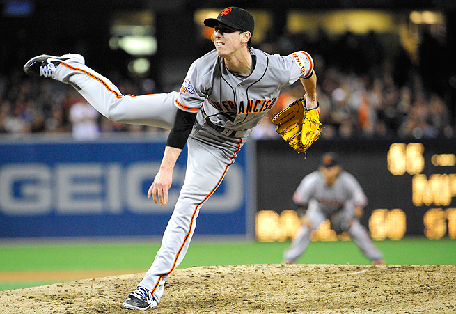 Tim Lincecum should recover after throwing 148 pitches in his no-hitter against the Padres on July 13.