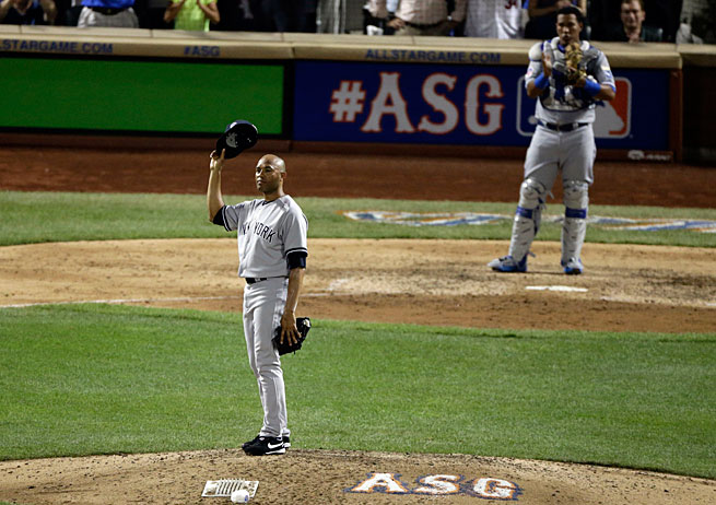 A standing ovation from players and fans alike for Mariano Rivera was a high point of this year's Midsummer Classic.