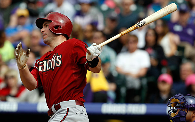 Paul Goldschmidt leads the NL in RBIs and ranks third in OPS and fourth in home runs for first-place Arizona.