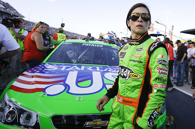 Despite her popularity, Danica Patrick has struggled to silence critics without a signature NASCAR win.