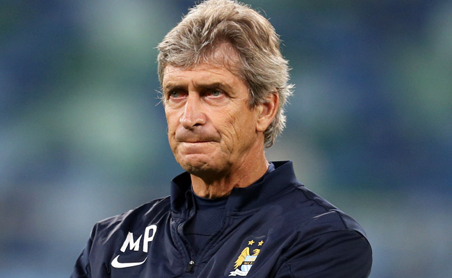 New Manchester City manager Manuel Pellegrini had to leave his club's tour of South Africa early.