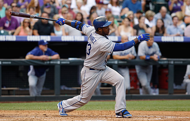 Hanley Ramirez has played just 39 games this season but he's hitting .386 with a 1.137 OPS.