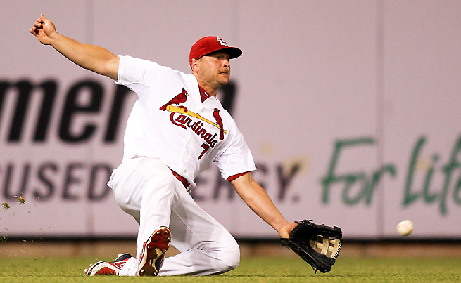 Matt Holliday's nagging hamstring injury forced him to the disabled list on Saturday.