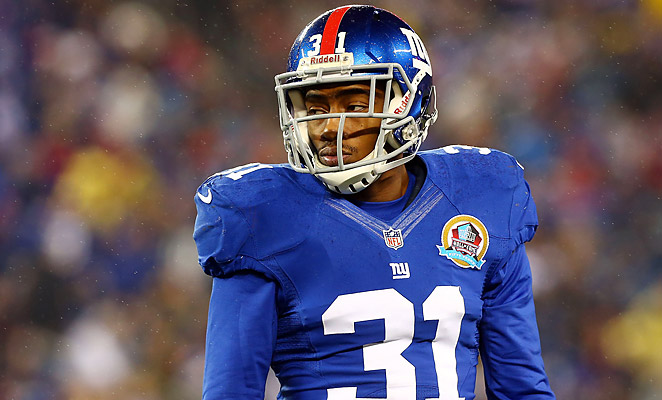 Giants safety Will Hill previously tested positive for a banned substance (Adderall) last season.