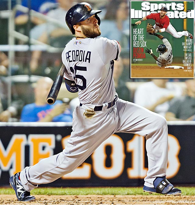 Dustin Pedroia and the Boston Red Sox have reportedly agreed on an eight-year contract extension worth $110 million ? the most ever for a second baseman ? and will stretch through 2021, with Pedroia owning a full no-trade clause. Pedroia has been a franchise cornerstone in Boston since his rookie year in 2007, when the Red Sox won the World Series and he won AL Rookie of the Year after hitting .317. The next season, Pedroia hit a career-high .326 with 54 doubles and scored 118 runs to win Most Valuable Player. The second baseman is just the latest player to join baseball's exclusive club of $100 million men.
