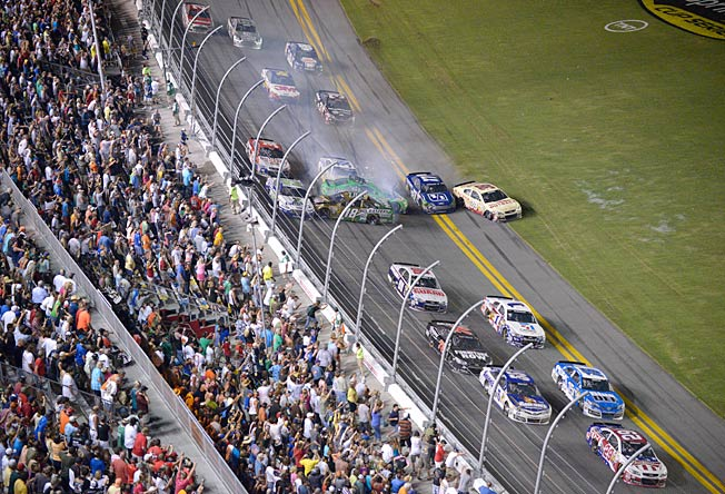 NBC could give NASCAR a needed ratings boost, but how much will ESPN continue to cover the sport?