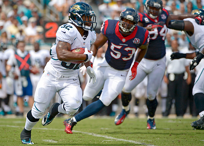 Maurice Jones-Drew isn't the fantasy star he once was, but he brings great value as an RB2.