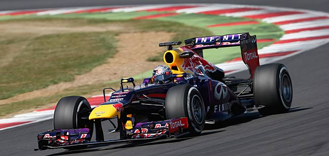Sebastian Vettel currently has a 34-point lead in the standings over Fernando Alonso.
