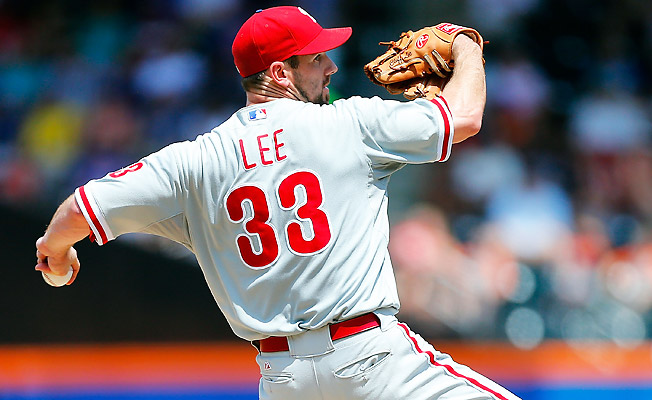 It might seem insane to deal Cliff Lee, but the ace can net a fantasy owner a serious haul in return.