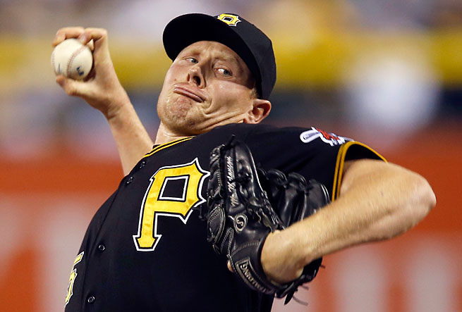 Mark Melancon has had to step in to the closer's role for injured fellow All-Star Jason Grilli.