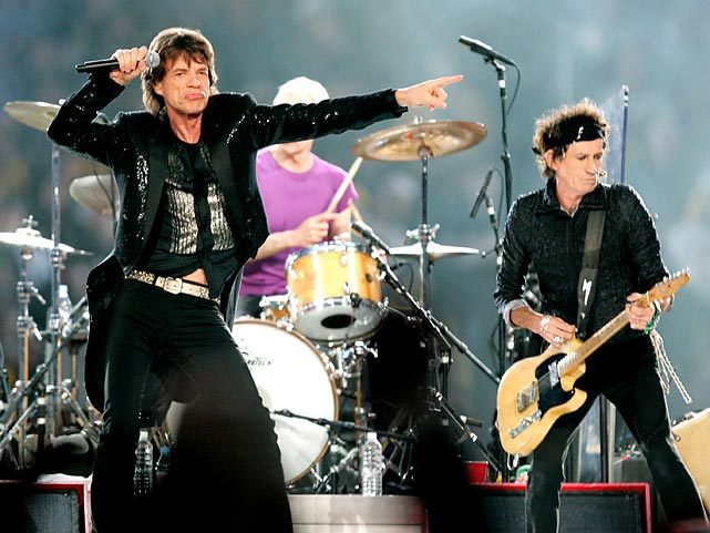 An avid cricket fan and lead vocalist of the group that rocked out Super Bowl XL, Mick Jagger turned 70 on July 26. Here's a look at some of his connections to sports.