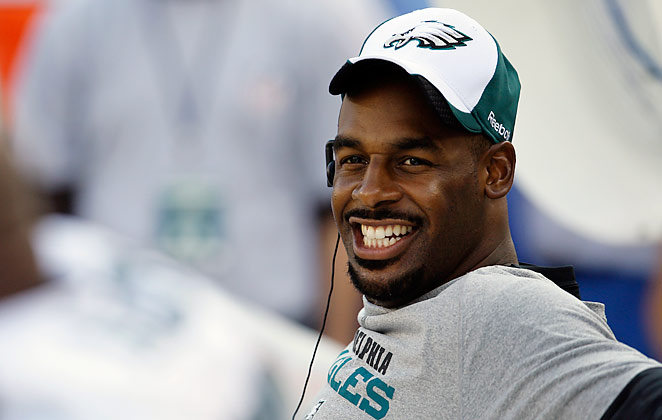 Donovan McNabb played 11 of his 13 NFL seasons with the Philadelphia Eagles.